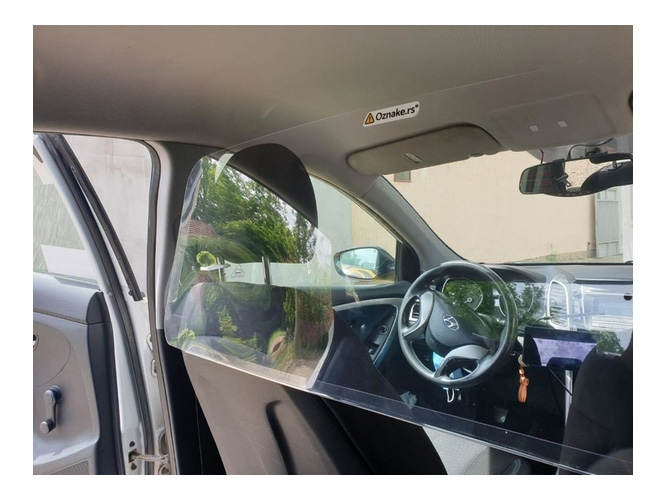 Bezbednost putnika i vozača I-taxi-ja je na prvom mestu1